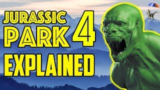 The Crazy Jurassic Park Sequel That Was Never Made