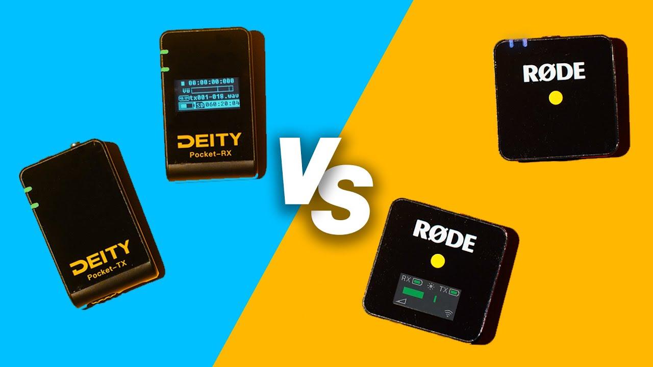 Best Wireless Mic for YouTube Videos? (Rode Wireless GO vs Deity Pocket Review)