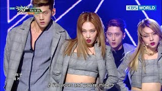 KARD - Trust me / You In Me [Music Bank COMEBACK / 2017.11.24]