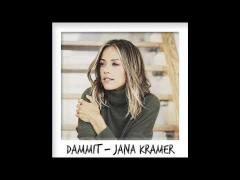 Jana Kramer - Dammit (Official Audio Video)