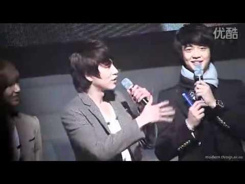 KRY concert - Kyu-line gossiping (kyuhyun minho moments)