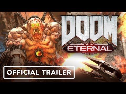 Doom Eternal Official Mulitplayer Battlemode Trailer - E3 2019