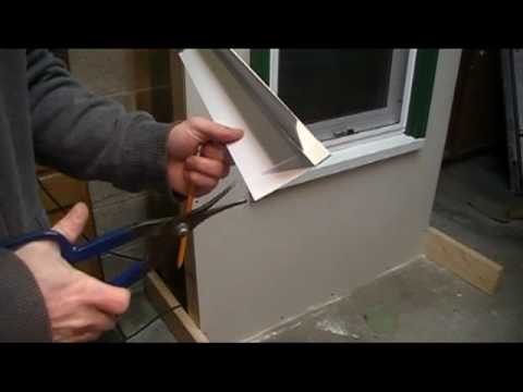 How To Install A Roof Edge Youtube