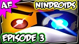 Lego Ninjago Rebooted Episode 3: LOSING A FRIEND Trailer - Rise of Nindroids Series