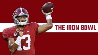 Alabama Is Coming: Iron Bowl 2018 Hype Trailer