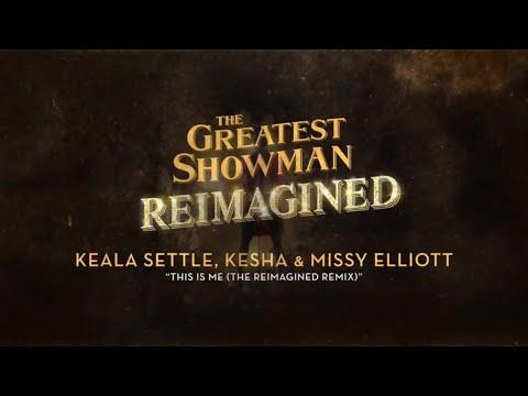 Keala Settle, Kesha & Missy Elliott - This Is Me (The Reimagined Remix) [Official Lyric Video]