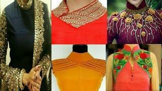 30 + most stylist coller neck design, बनाइये इन coller neck design से kurti, top ,kameez ,blouse