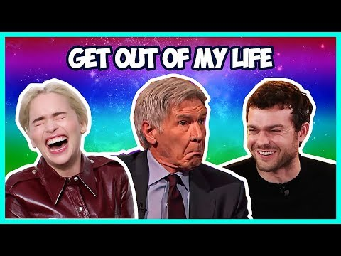 Solo: A Star Wars Story Funny Moments (Bloopers Funny Interviews)