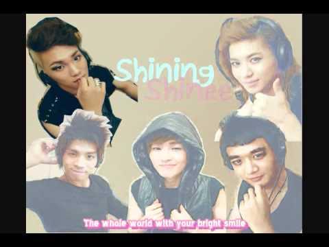 Shinee Up and Down Eng Sub lyrics