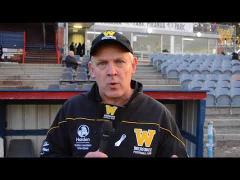 John Lamont: round 18 post game
