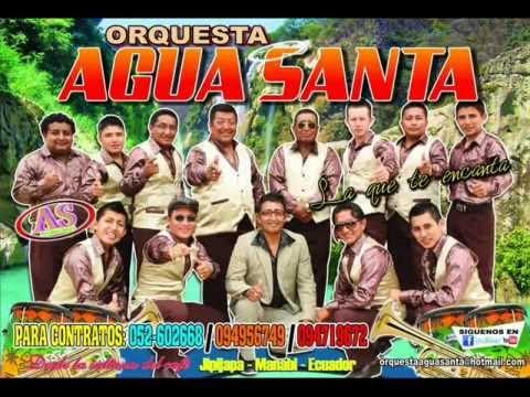 orquesta agua santa 2013 chicha mix