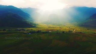 Việt Nam qua góc nhìn Flycam 2016 - FULL HD