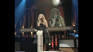 Carrie Underwood – I Told You So