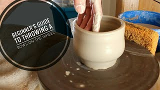 Beginner's guide to throwing a bowl  + Metal Rib trick