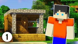 Minecraft Survival Let's Play! | A Fresh Start [Episode 1]