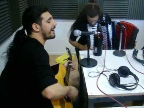 Tersivel - Cruzat Beer House Song - Acustico En Cofradia Rock - 15/06/2013