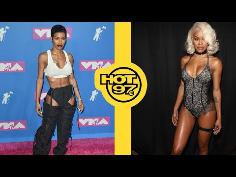 Teyana Taylor Is Named The Sexiest Women Alive By Maxim