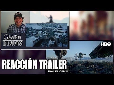 REACCIÓN | Game of Thrones | Trailer Oficial (HBO) |   | Temporada 8 | JUEGO DE TRONOS