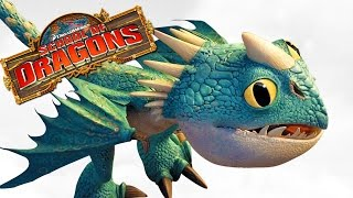 How to Train Your Dragon : School of Dragons #10 ' NEW BABY DRAGON!'