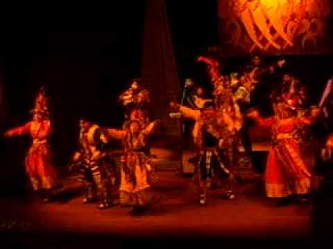 TINKUS SAN SIMON - Pasion Andina - Teatro Acha - Cbba - BOLIVIA