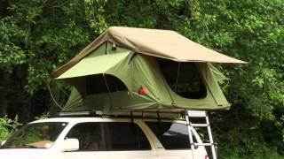 Tepui Roof Top Tents | Setting Up Your Tent