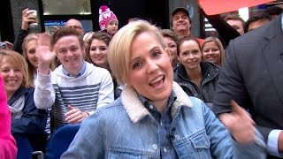 Hannah Hart: YouTube Star Shares Her Secrets to Viral Fame