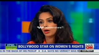 Bollywood star Mallika Sherawat Interview   CNN