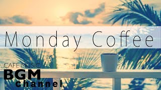 Morning Jazz Mix - Coffee Jazz & Bossa Nova Music - Saxophone & Jazz Hiphop - Monday Cafe Music
