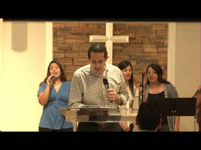 Living Word Arabic Church Worship August 4, 2013