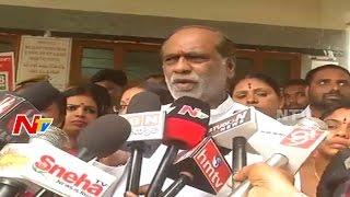 BJP Laxman Comments on TRS Govt over Govt Hospital Inciden..