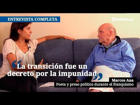 Un militante de la vida, Marcos Ana
