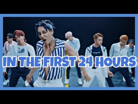 [TOP 10] Most Viewed KPOP Groups Music Videos In First 24 Hours