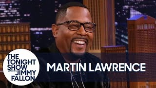 Martin Lawrence Reacts to Kendrick Lamar Walking Out of an Interview for Him