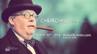 'Churchill the Blitz @ Pittsburg State University