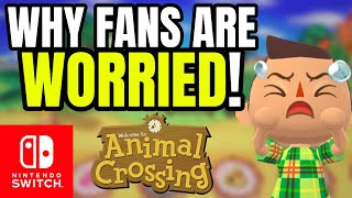 Animal Crossing Switch - Why Fans Are WORRIED!