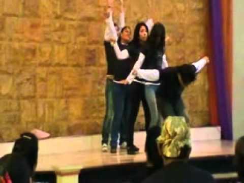 CAV2011 DIA DE JUBILO 2 GR5 BENDICIÓN URBANA: SUEÑA GERARDO