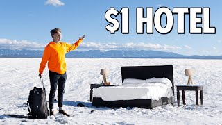 Overnight In The World's Cheapest Hotel