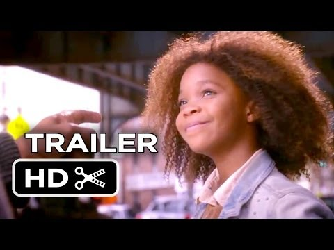 Annie Official Trailer #1 (2014) - Jamie Foxx, Quvenzhané Wallis Movie HD - Smashpipe Film