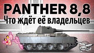 Panther mit 8,8 cm L/71 - Что ждёт её владельцев