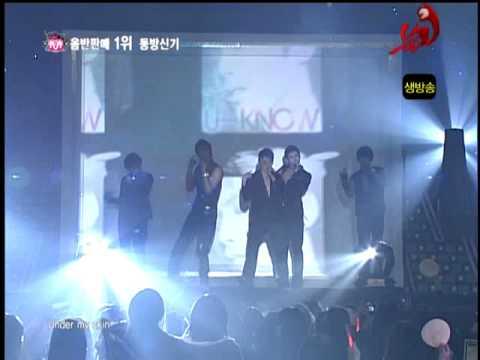 20081030 Mnet M!Countdown - MIROTIC
