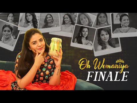Sreemukhi concludes first season of Oh Womaniya, thanks viewers and guests