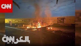 مقتل قاسم سليمانى قائد فيلق القدس الايرانى وامريكا تعلن مسؤليتها
