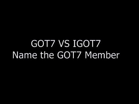 GOT7 Vocal Quiz