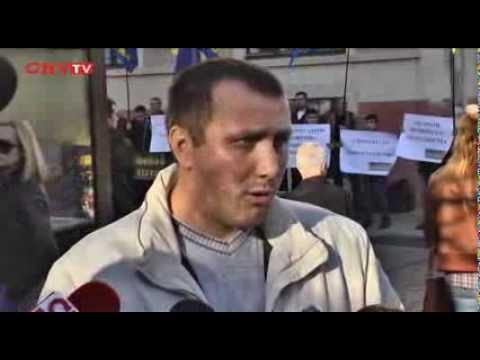 Пікет «Свободи» під вікнами Генерального консульства Румунії - коментар політолога