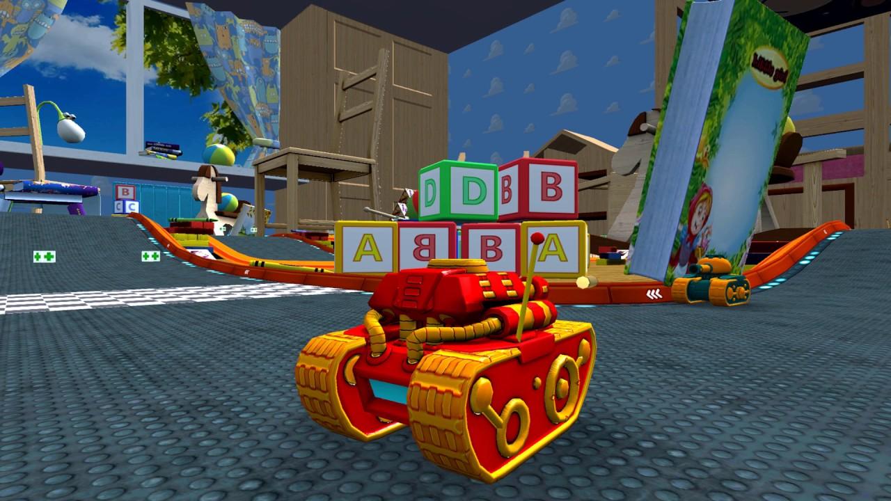 Play War Tank Racing Online 3d on PC 2