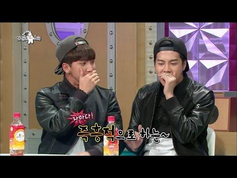 【TVPP】Jackson(GOT7) - Beatboxing + Rapping, 잭슨(갓세븐) -  즉흥적으로 선보이는 비트박스 + 광둥어 랩 @ Radio Star