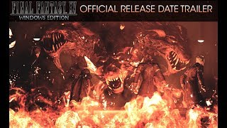 Final Fantasy XV - Release Date Trailer