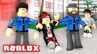 MY EX BOYFRIEND GOT ARRESTED BY HIS BROTHER?! | Roblox Roleplay | Bully Series Episode 21