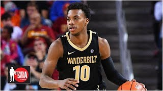Should Darius Garland be in the NBA draft conversation with Zion, Ja and RJ?   Stephen A. Smith Show