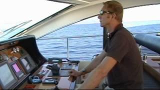 La vie sur un yacht de luxe
